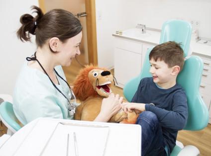Zahnarzt für Kinder